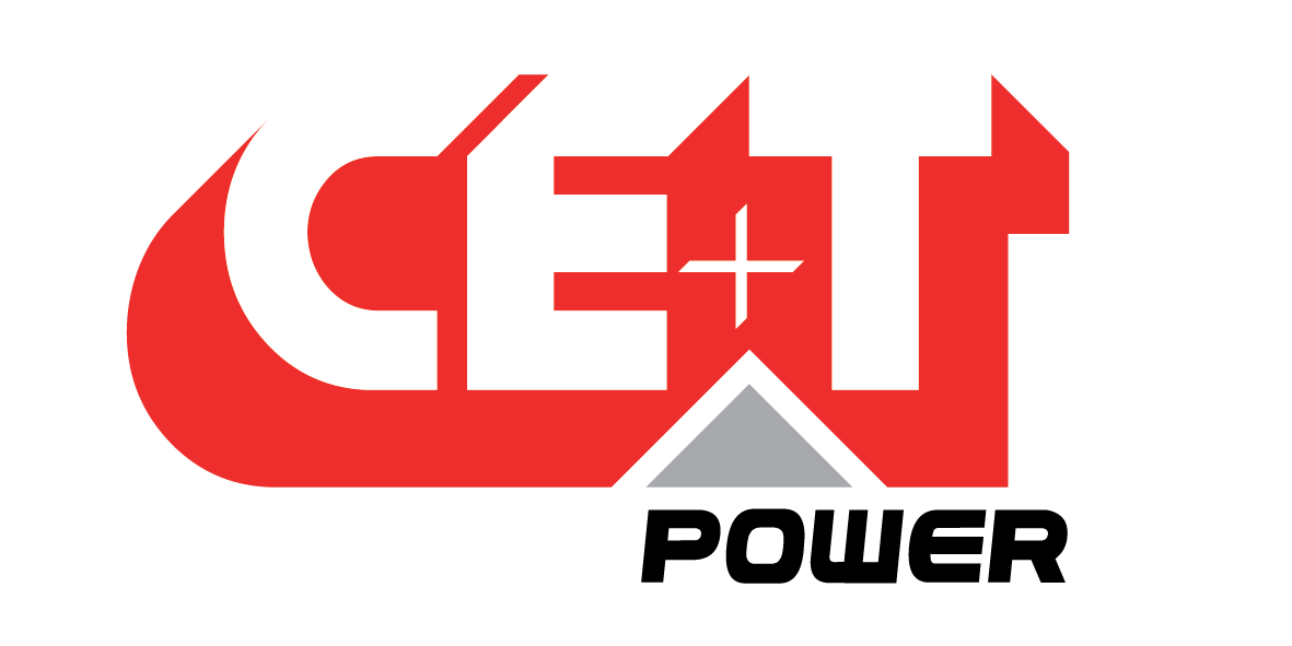 CET POWER logo